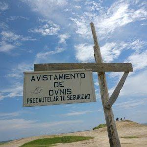 Hace 12 años: El Primer Ovniodromo de Latinoamerica estara en Playas.