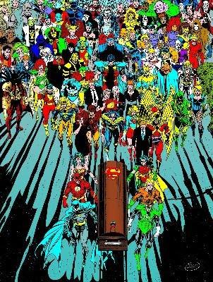 Donde esta Superman??