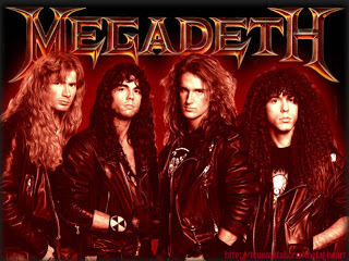 Megadeth Rumbo a Quito
