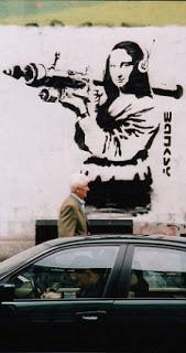 El Maestro del Grafitti, Banksy, al Descubierto?