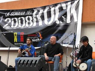 Semana del Rock en Quito.
