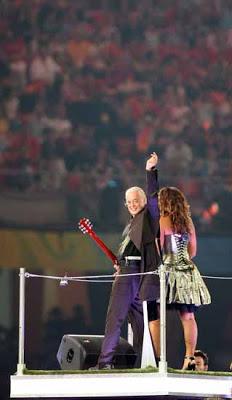 La Musica y el Deporte Juntos…Siempre!!!!