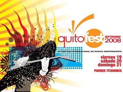 El Quito Fest es de Verdad!!!