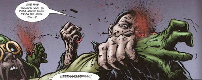 El cómic de superhéroes más bestia que vas a leer en tu vida