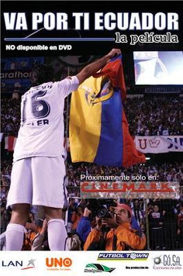 Va Por ti Ecuador, La Pelicula de Liga.