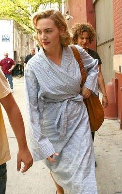 Golden Globe para Kate Winslet y Mickey Rourke.