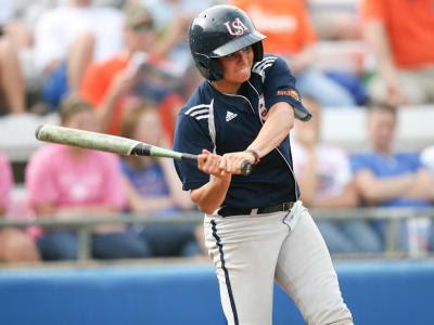 Carolina Mendoza Mata la Liga en EEUU.