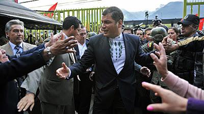 La Revista Time Asimila sin Radicalismos las Decisiones de Correa