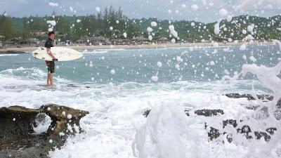 Montañita y su rol en la Historia del Surf Nacional