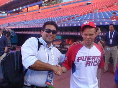 Con El Residente Calle 13…