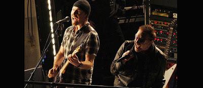 U2 Se fue de Terraza…A lo Beatles