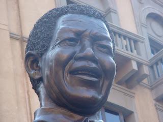 Mandela hasta el la Sopa.
