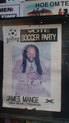 El Partido…Politico del Futbol
