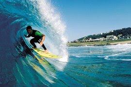 No es Correcto Decir que Sudafrica es una Revelacion en Surf.