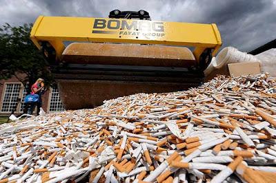 Cada vez son Menos los Lugares para los Usuarios del Cigarrillo.