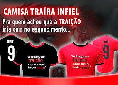 Flamengo inicia cargada a Ronaldo.