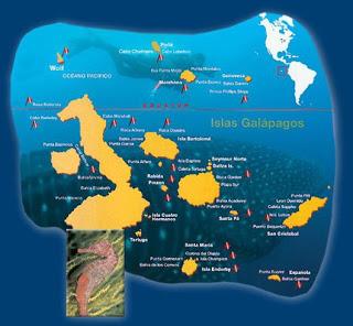 Que tiene que ver Galapagos con los 10 Acontecimientos que Cambiaron la Historia.