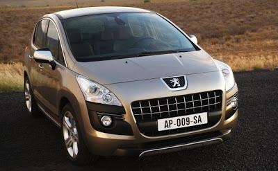 Los Peugeot tendrán WiFi en 2010