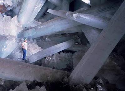 Mexico tambien tiene su palacio de cristal.