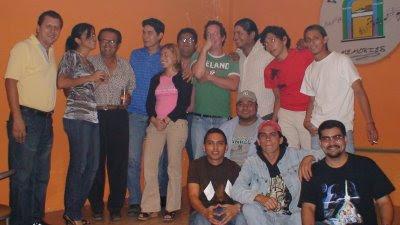 3er aniversario en la Viejoteca!!!