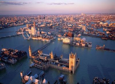 La crisis climatica golpea a Londres.