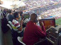 61 radios de Ecuador informaran sobre el partido de eliminatorias frente a Venezuela