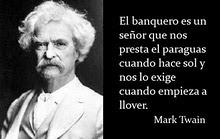 La vision de Mark Twain