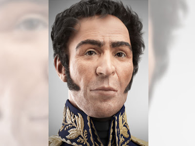 Con ustedes: Bolivar!!!