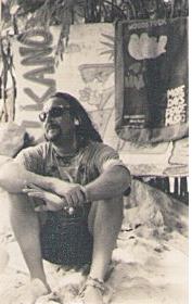 Montañita y uno de sus iconos en los 90s