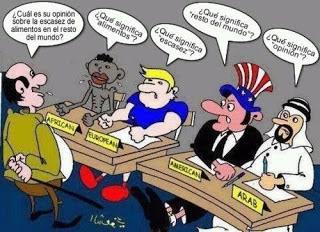 Un poco de politica internacional.
