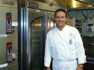 Hector Garcia, Chef Ejecutivo de uno de los hoteles mas famosos de EEUU