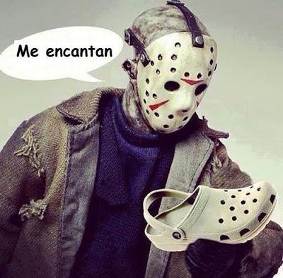 Jason tiene sentimientos.