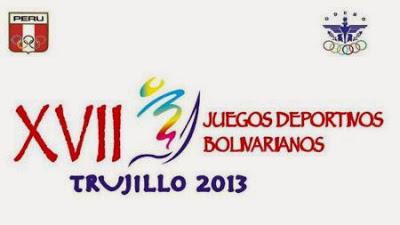Juegos Bolivarianos.