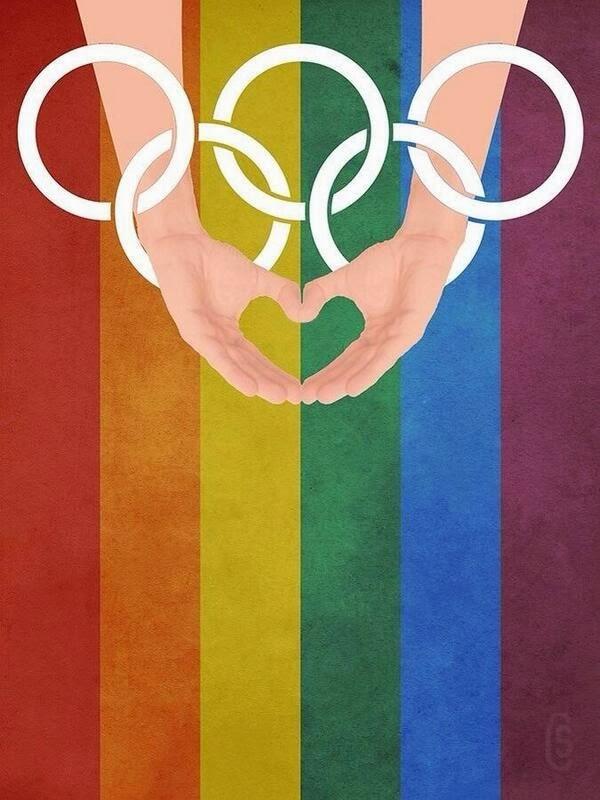 Tremendo póster anti homófobo.