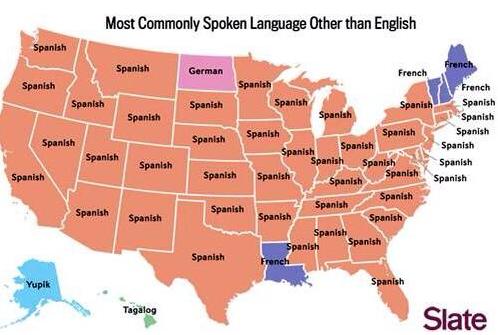 Que idioma se habla en EEUU ademas de ingles