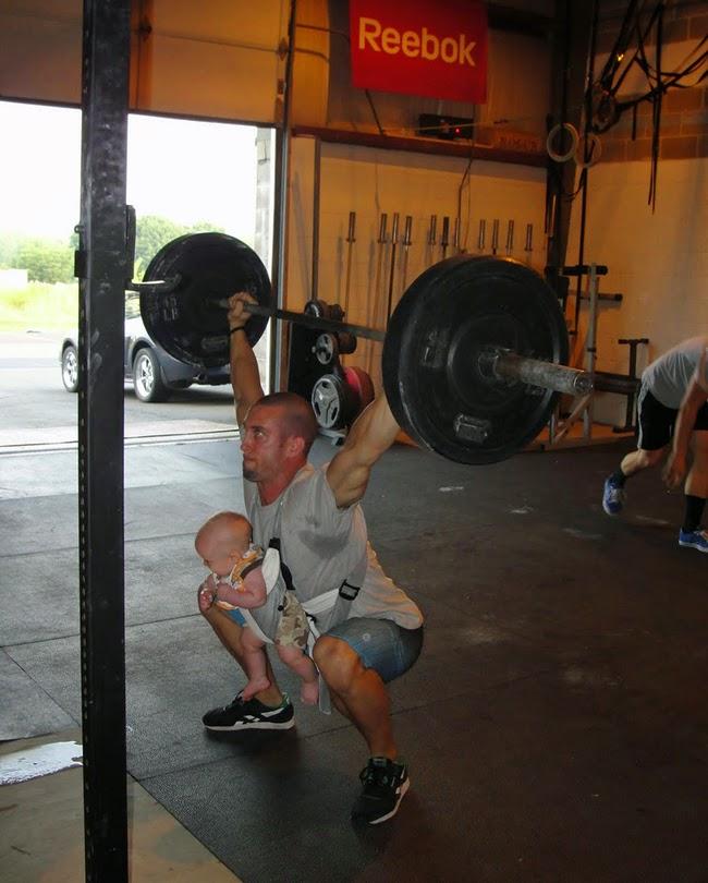 No hay excusas para no hacer ejercicio?…o padre irresponsable?