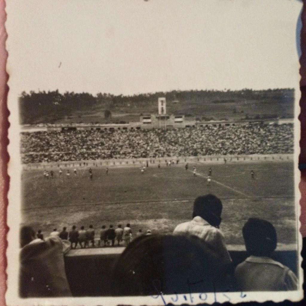 Estadio olimpico Atahualpa, 1952