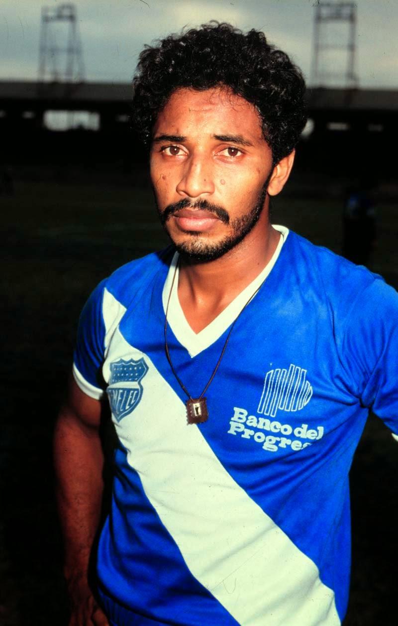 Los 50 mejores futbolistas que ví jugar en Emelec