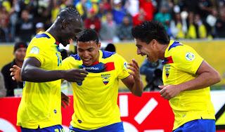 ¿Es la selección ecuatoriana de fútbol una potencia mundial en ese deporte?