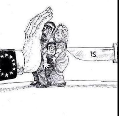 Que pueden hacer estos refugiados?