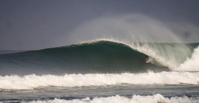 Ecuador, olas, surf, vida