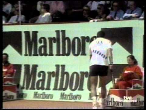 Ya que es semana del torneo ATP de Madrid y todos hablan de ello