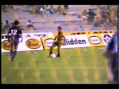 Hace 31 años Barcelona de España jugaba en Guayaquil