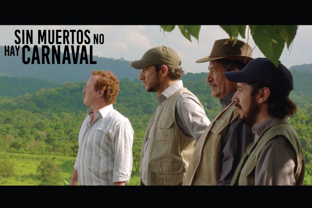 """Nuevo trailer de """"Sin Muertos no hay Carnaval"""""""