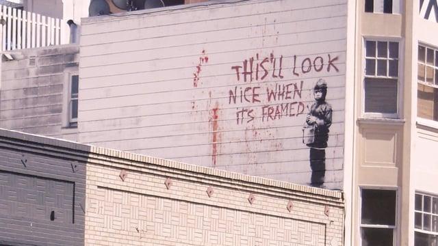 Salvando a Banksy (trailer)