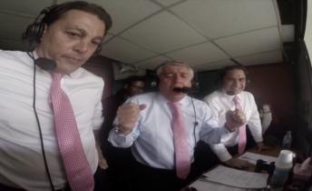 ¿Quienes hacen los partidos?… y los goles del Ecuador-Chile (video)