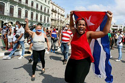 Yo si viví en Cuba