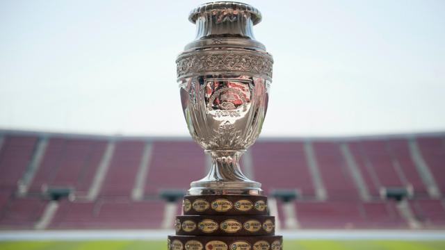 Sorteos de Copa America