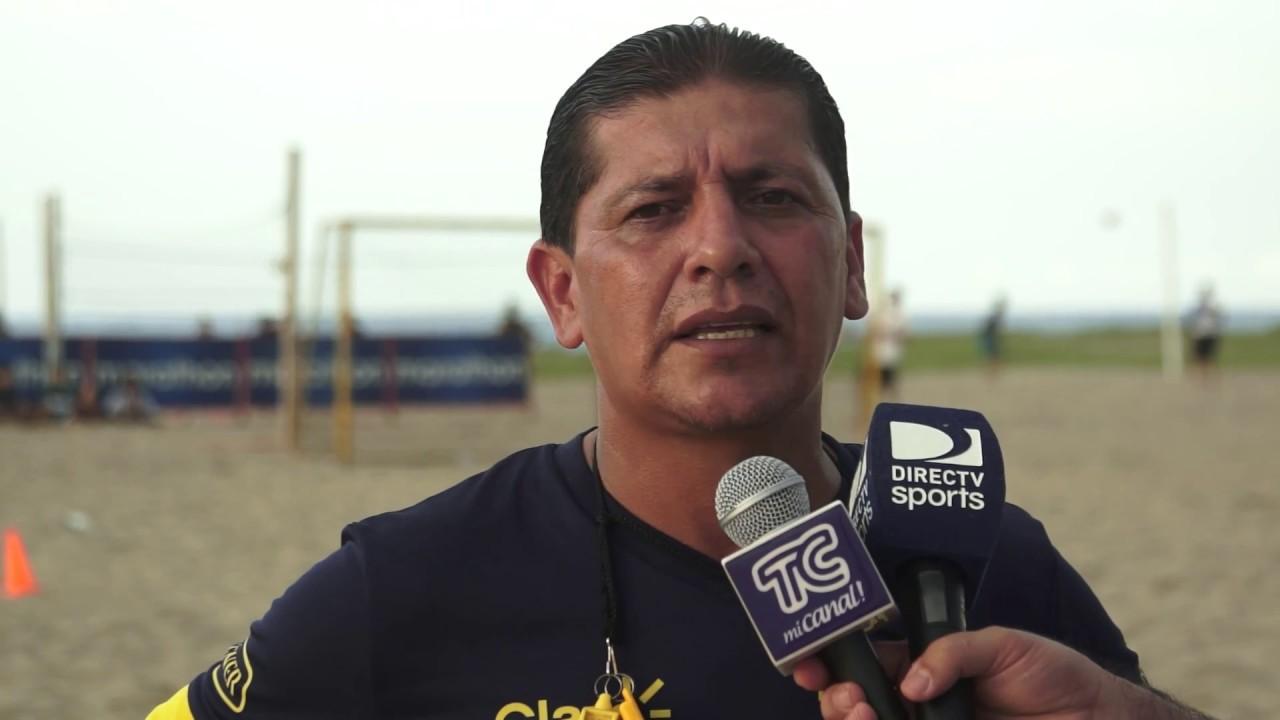 La selección manabita de Ecuador