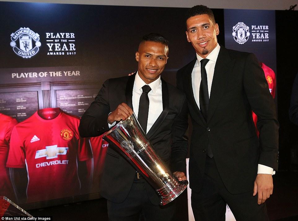 Valencia fue designado jugador del año por sus compañeros…pero…